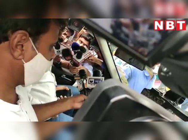 गहलोत सरकार में मंत्री खाचरियावास बोले- बीजेपी रच रही सरकार गिराने की साजिश