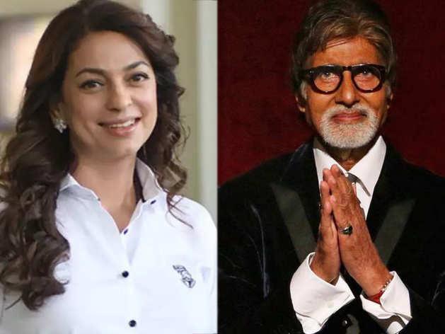 जूही चावला ने बच्चन फैमिली के लिए किया ट्वीट, मगर एक 'गड़बड़' कर दी तो लोग हुए कन्फ्यूज