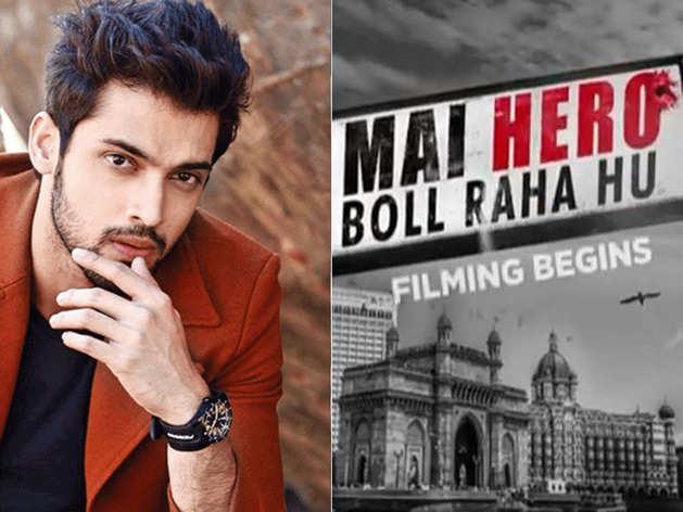 Parth Samthaan web series 'Mai Hero Boll Raha Hu'