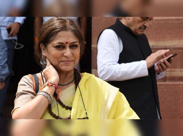 पश्चिम बंगाल में भाजपा नेता की मौत: रूपा गांगुली ने ममता सरकार पर साधा निशाना