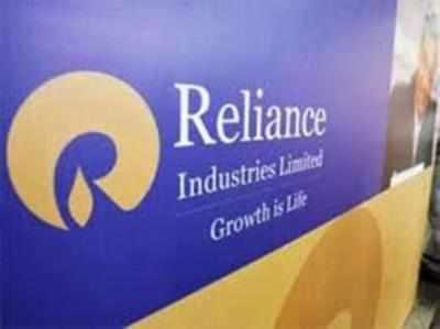 रिलायंस का बाजार पूंजीकरण 12 लाख करोड़ रुपये के पार हो गया।