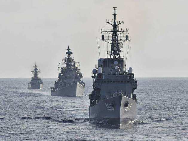 हिंद महासागर में चीन-पाकिस्तान से खतरा बढ़ा। (सांकेतिक तस्वीर)