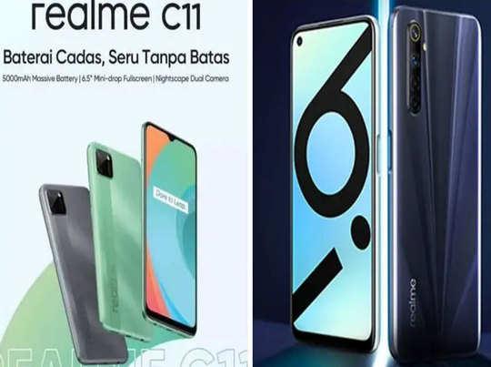 Realme 6i और Realme C11 आज होंगे लॉन्च, यहां देखें लाइवस्ट्रीम