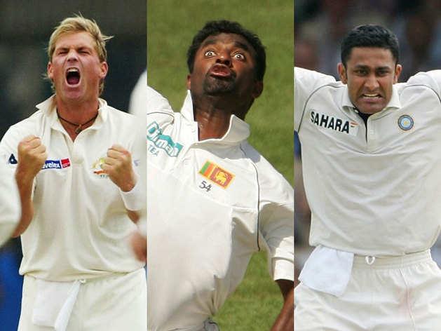टेस्ट क्रिकेट में सबसे तेजी से 500 विकेट लेने वाले गेंदबाज