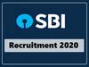 SBI Recruitment 2020: स्टेट बैंक में कई पदों पर वैकेंसी, आवेदन के लिए कुछ ही दिन बाकी