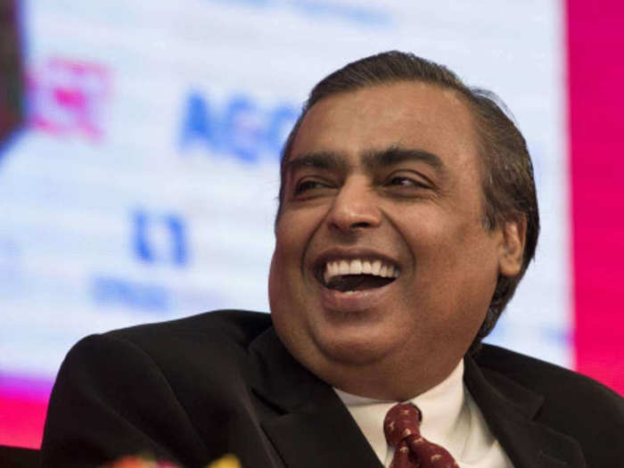 mukesh ambani become sixth richest person in the world