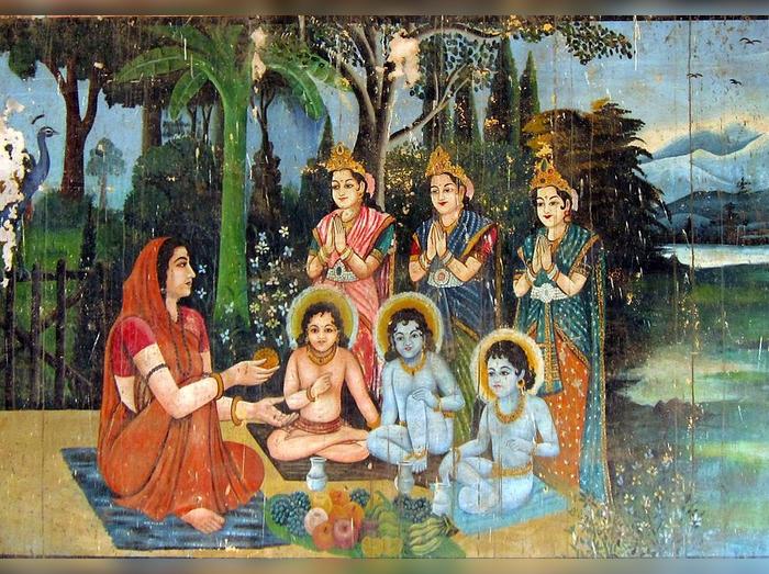 Sati Anusuya