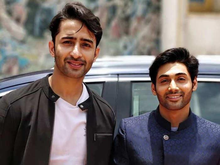 Shaheer Sheikh And Ruslaan Mumtaz