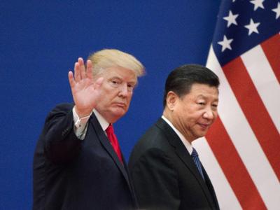 डोनाल्ड ट्रंप ने चीन पर बोला जोरदार हमला