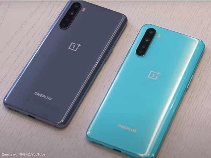 OnePlus Nord. PC: MKBHD/ Youtube