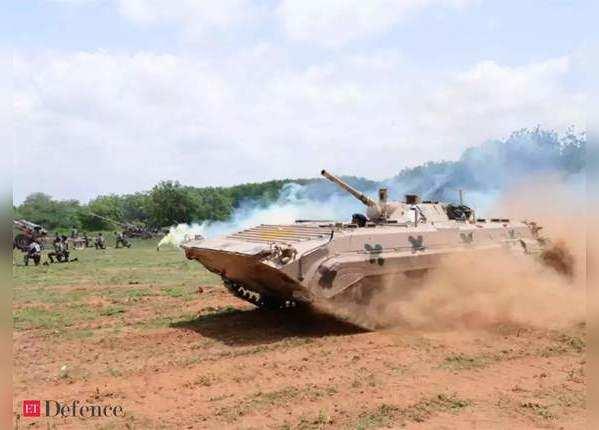 पहले भी छोटे टैंक यूज कर चुका है भारत