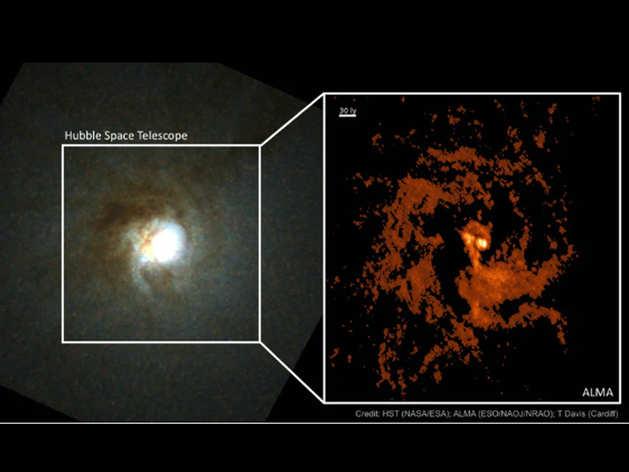 कैसे बनते हैं सूरज से अरबों गुना विशाल Black Holes? वैज्ञानिकों को 'Ghost' गैलेक्सी से मिले संकेत