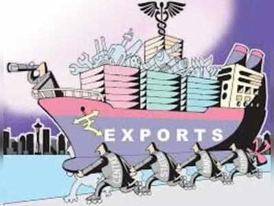 जून में आयात की तुलना में निर्यात अधिक रहा।