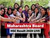 Maharashtra HSC result 2020 Live Updates: 12वीं का रिजल्ट जारी , 90.66% पास