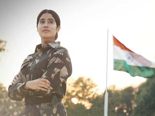Janhvi Kapoor film Gunjan Saxena on Netflix