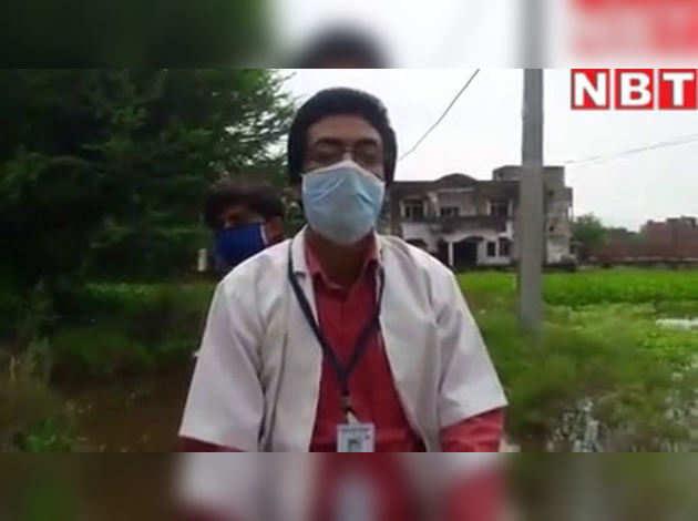 Supaul News: कोविड केयर सेंटर में ठेले पर बैठकर जाते हैं डॉक्टर, लालू यादव ने ट्वीट कर सरकार को घेरा