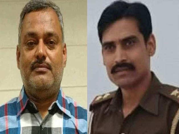 एसओ तिवारी ने विकास से बचाई थी राहुल की जान