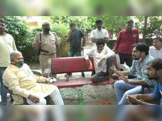 कानपुर किडनैपिंग केसः राज्यसभा सांसद बोले- पुलिस की भूमिका संदिग्ध