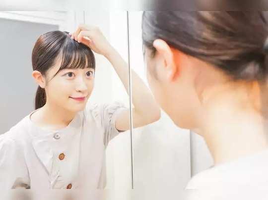 कोरियन तरुणी महागडे प्रोडक्ट वापरुन नव्हे तर अशा पद्धतीनं करतात केसांची देखभाल