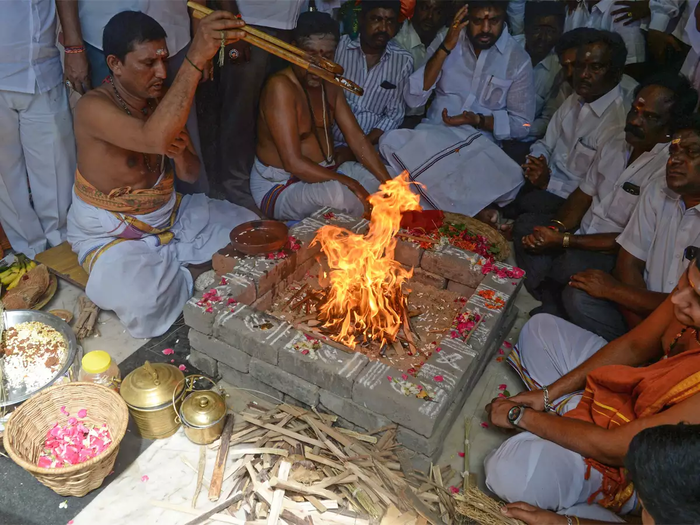 Agnihotra Homa