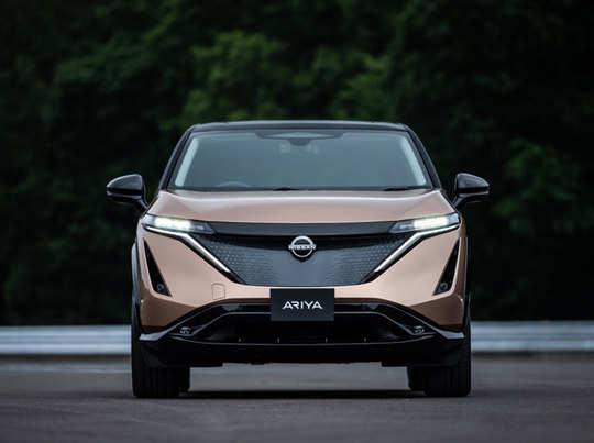 nissan ariya electric suv unveiled