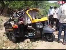 Sirohi News: बंदर को बचाने में ड्राइवर से हुई बड़ी चूक, सिरोही में 6 लोगों की मौत