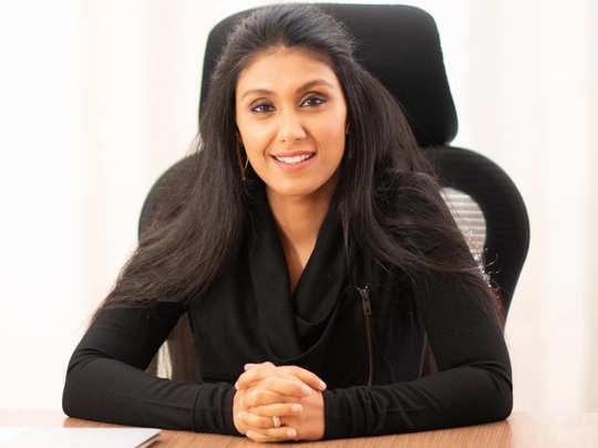 roshni nadar became new chairman of hcl technology