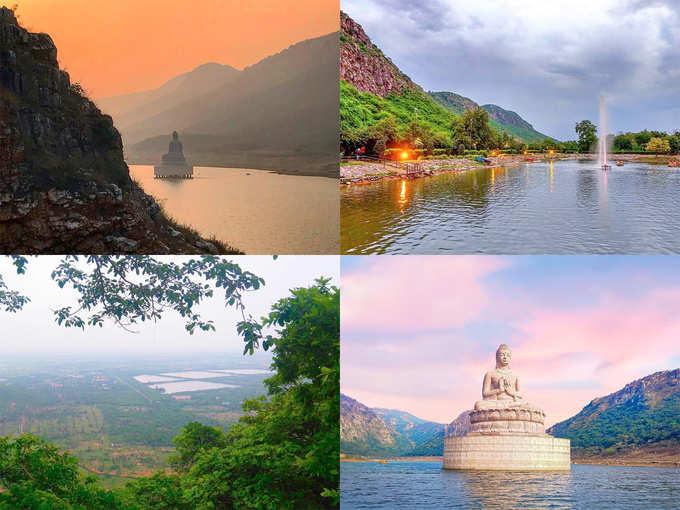 पांच पहाड़ियों से घिरा हुआ है खूबसूरत राजगीर