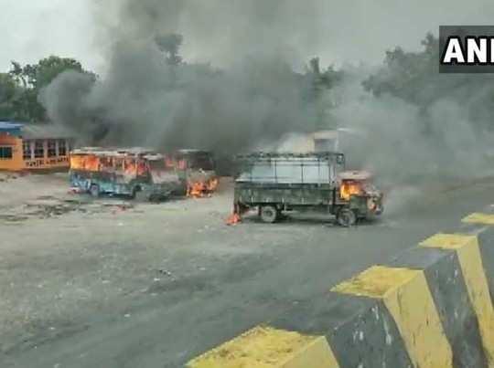 West Bengal Violence