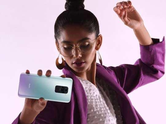 5 कैमरे और 5020mAh बैटरी वाला Redmi Note 9 स्मार्टफोन लॉन्च, जानें कीमत