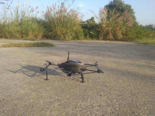 Bharat-Drone