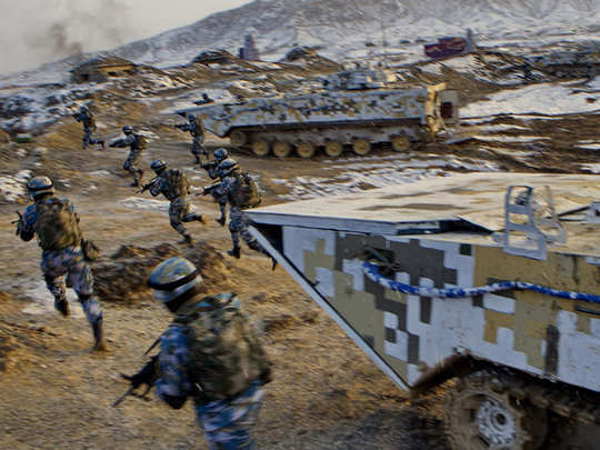 china expands its amphibious force of marines to challenge america