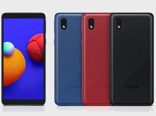 Samsung का सस्ता स्मार्टफोन Galaxy A01 Core लॉन्च, जानें क्या है खास