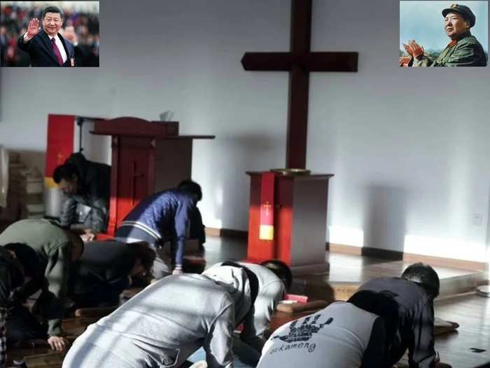 christian in China
