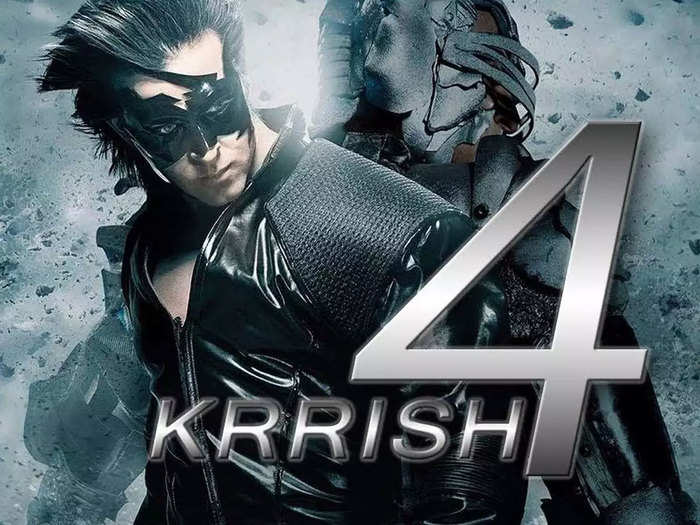 hrithik roshan to essay four characters in krrish 4