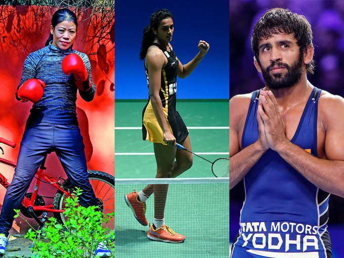 जानें, खुद को कैसे फिट रख रहे ओलिंपिक योद्धा