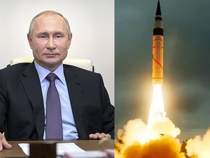 russia launches anti satellite weapon in space fired missile