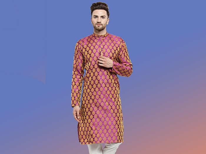 Rakshabandhan Sale: रक्षाबंधन के लिए चाहिए खास ड्रेस, तो जरूर ट्राय करें ये डिजाइनर Kurta Payjama Set