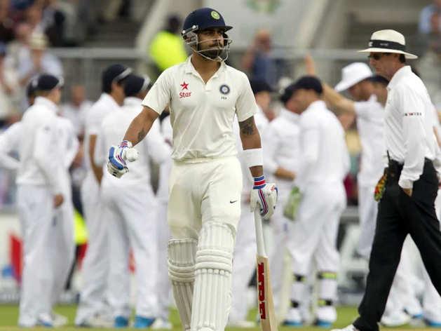 2014 के इंग्लैंड दौरे ने कैसे बदला, विराट कोहली ने बताया