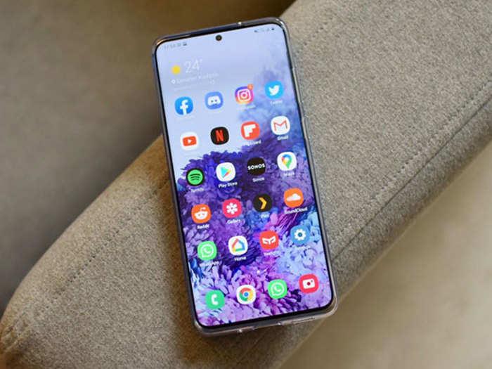 Samsung Galaxy S20 Fan Edition में 4500mAh बैटरी, जल्द हो सकता है लॉन्च