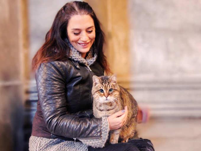 तुर्सी: म्यूजियम से मस्जिद में बदली हागिया सोफिया तो इसकी स्टार बिल्ली का क्या होगा?
