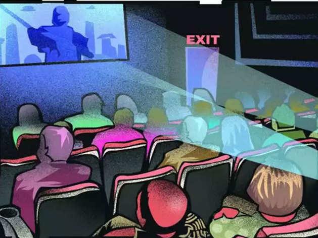 मार्च के महीने से बंद हैं सिनेमाघर