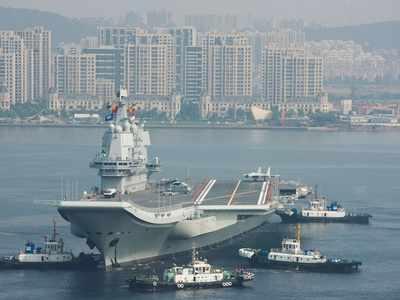 चीन का स्वदेशी एयरक्राफ्ट कैरियर