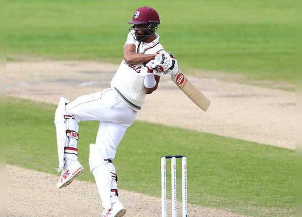 नहीं चल सके विंडीज के बल्लेबाज