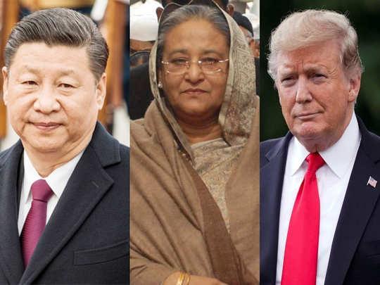 चीन को रोकने की कोशिश