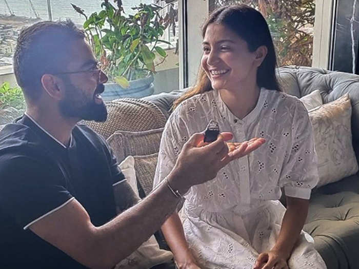 virat kohli tells which moment is so special for him with anushka sharma in quarantine