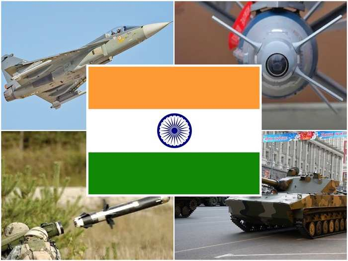 india want to buy many new weapons for armed forces amid china pakistan border tension