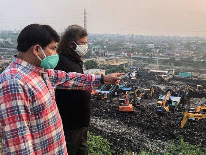 Delhi Dumpyard