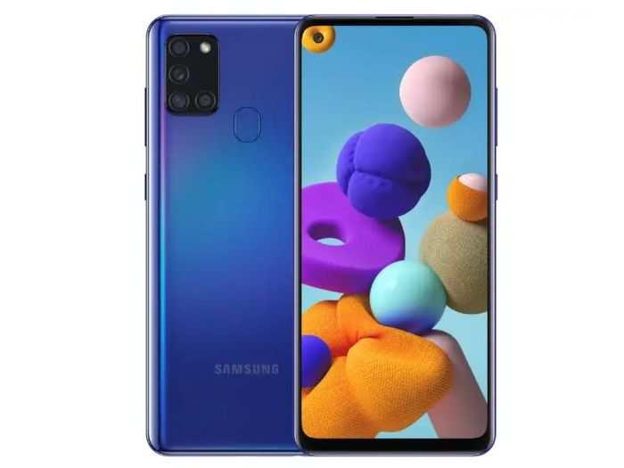 Samsung Galaxy A21s के दाम में कटौती की खबर, जानें नया दाम