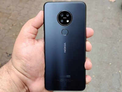 Image- Nokia 7.2